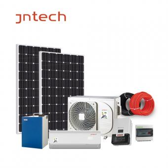 JNTECH DC solar air conditioner18000btu off grid