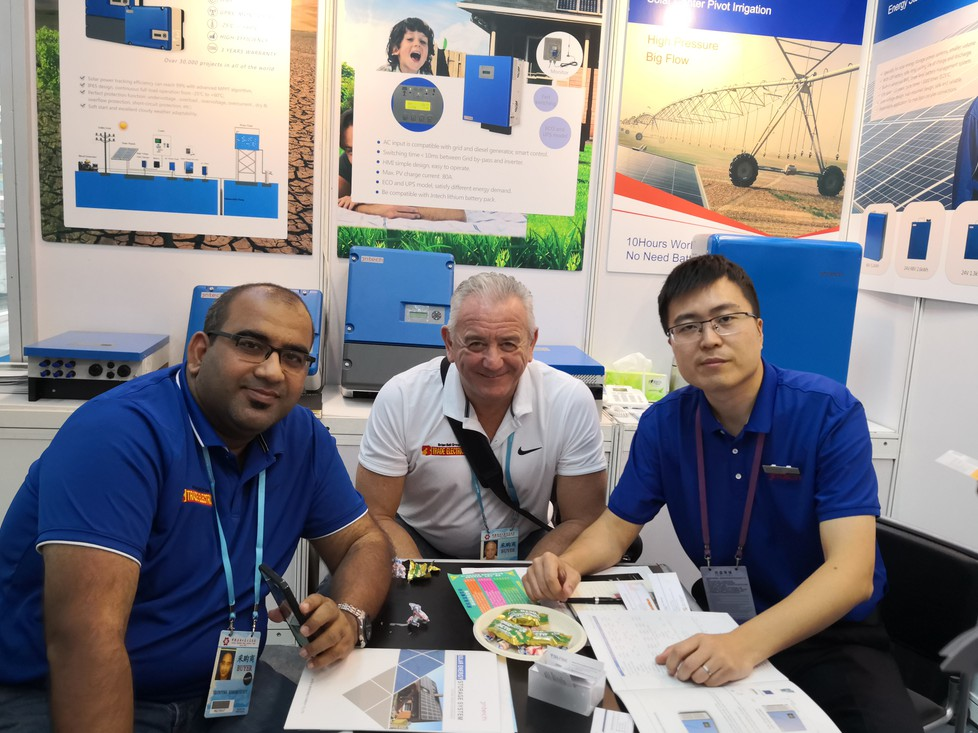 JNTECH attends the 126th canton fair, receives extensive attentions